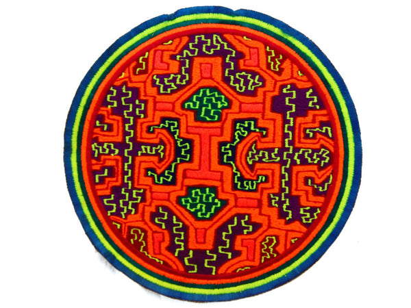 Ayahuasca Yage Patch Visionary DMT Artwork