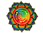 attributes mandala crop circle rainbow fractal ufo mystery
