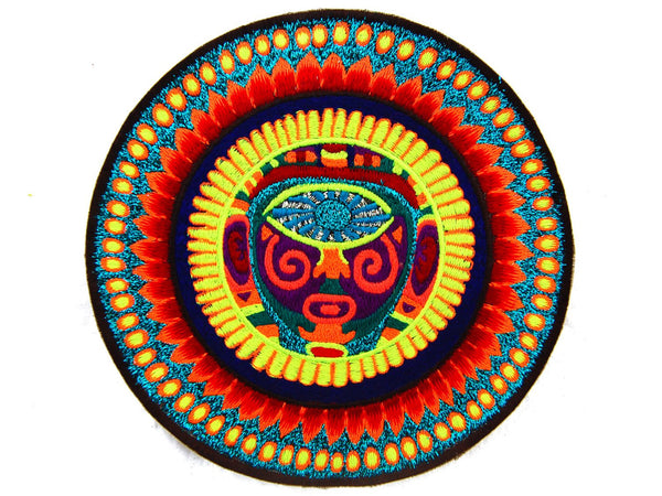 Sun Ra Patch Psychedelic Eye