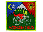 Special Wonderchild Bicycle Day Albert Hofmann LSD Patch Psychedelic Hippie Leary