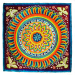 4 Eagles Huichol Peyote Artwork mescaline indigene art