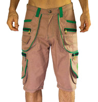 Goa Hippie Pant clamdiggers 11 pockets made after order fully customizable