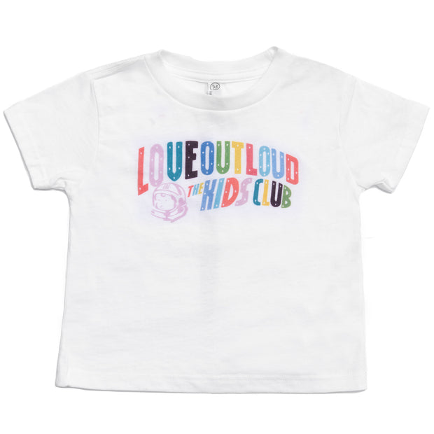 THE KIDS CLUB T-SHIRT WHITE