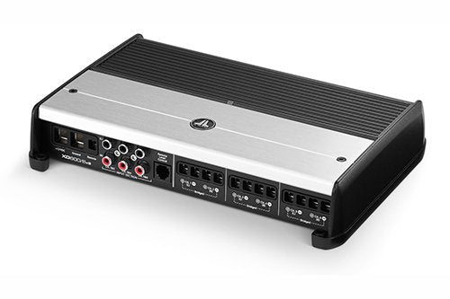 JL Audio XD600/6v2 6-channel car amplifier - 75 watts RMS x 6