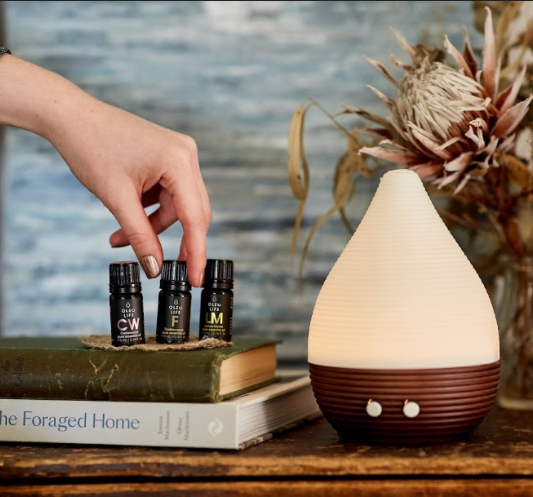3 Best Essential Oil Diffuser Blend Recipes for Sleep