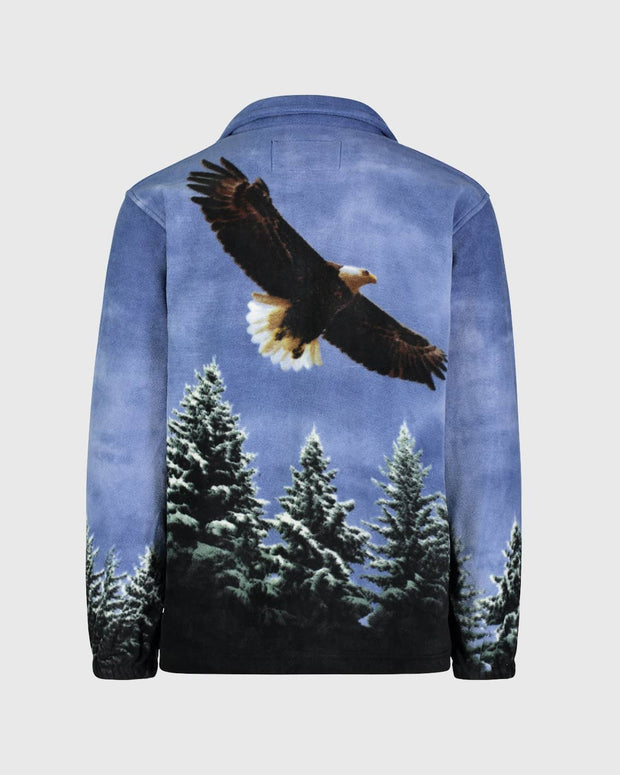 Full-Zip Fleece Animal Sweatshirt - American Eagle - Wildkind