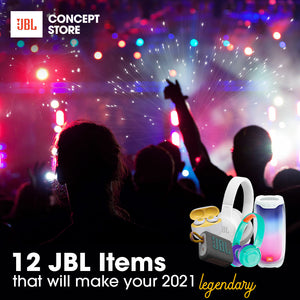 12 JBL products that will make your 2021 LEGENDARY