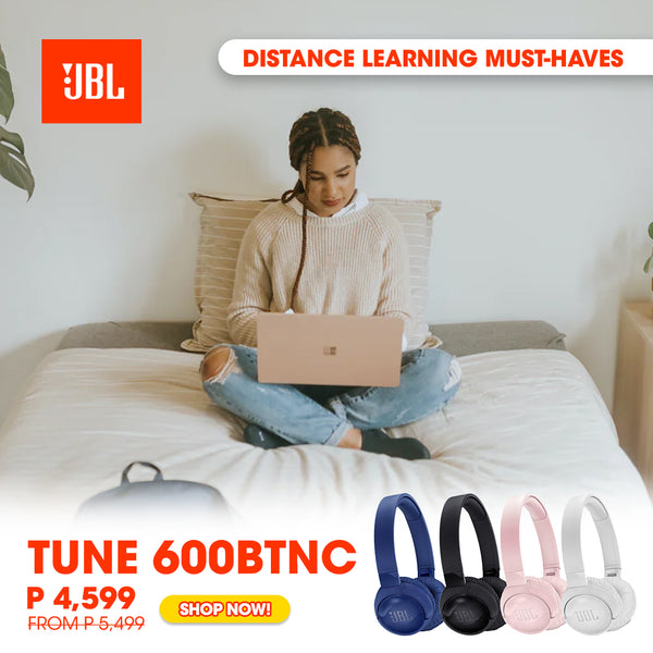 Distance Learning Must-Have - JBL TUNE 600BTNC