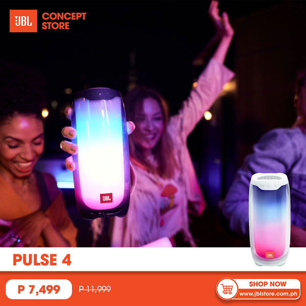 JBL Store's 11.11 Great Finds - Pulse 4