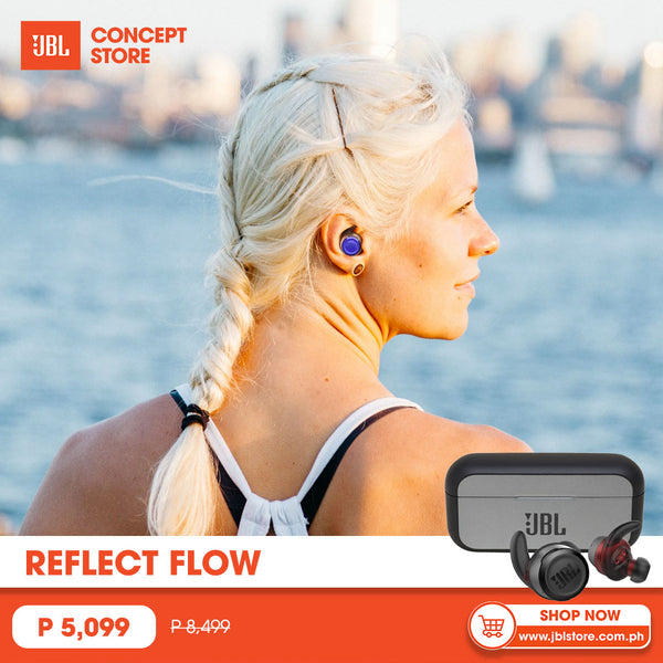 JBL Store's 11.11 Great Finds - Reflect Flow