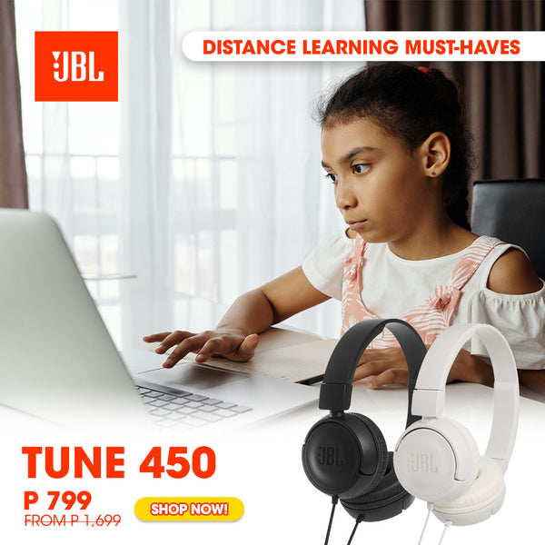 Distance Learning Must-Have - JBL TUNE 450
