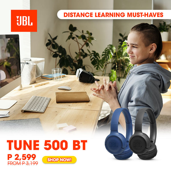 Distance Learning Must-Have - JBL TUNE 500BT