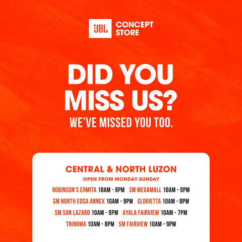 Central & North Luzon Mall Hours