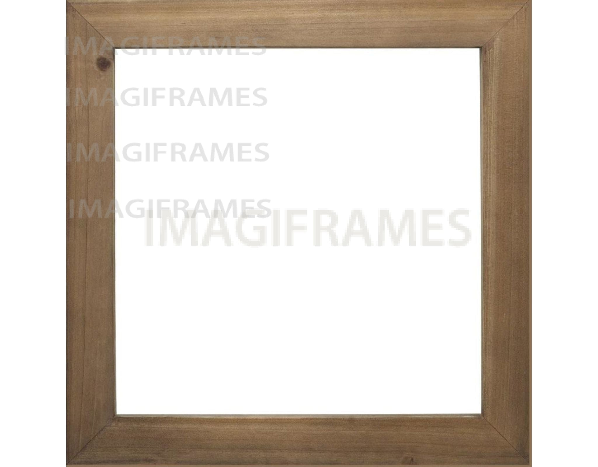 Act Old Later Brown Frame (12X12) $42