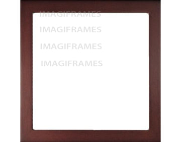 Live Laugh Score Baseball Brown Frame (5X5)