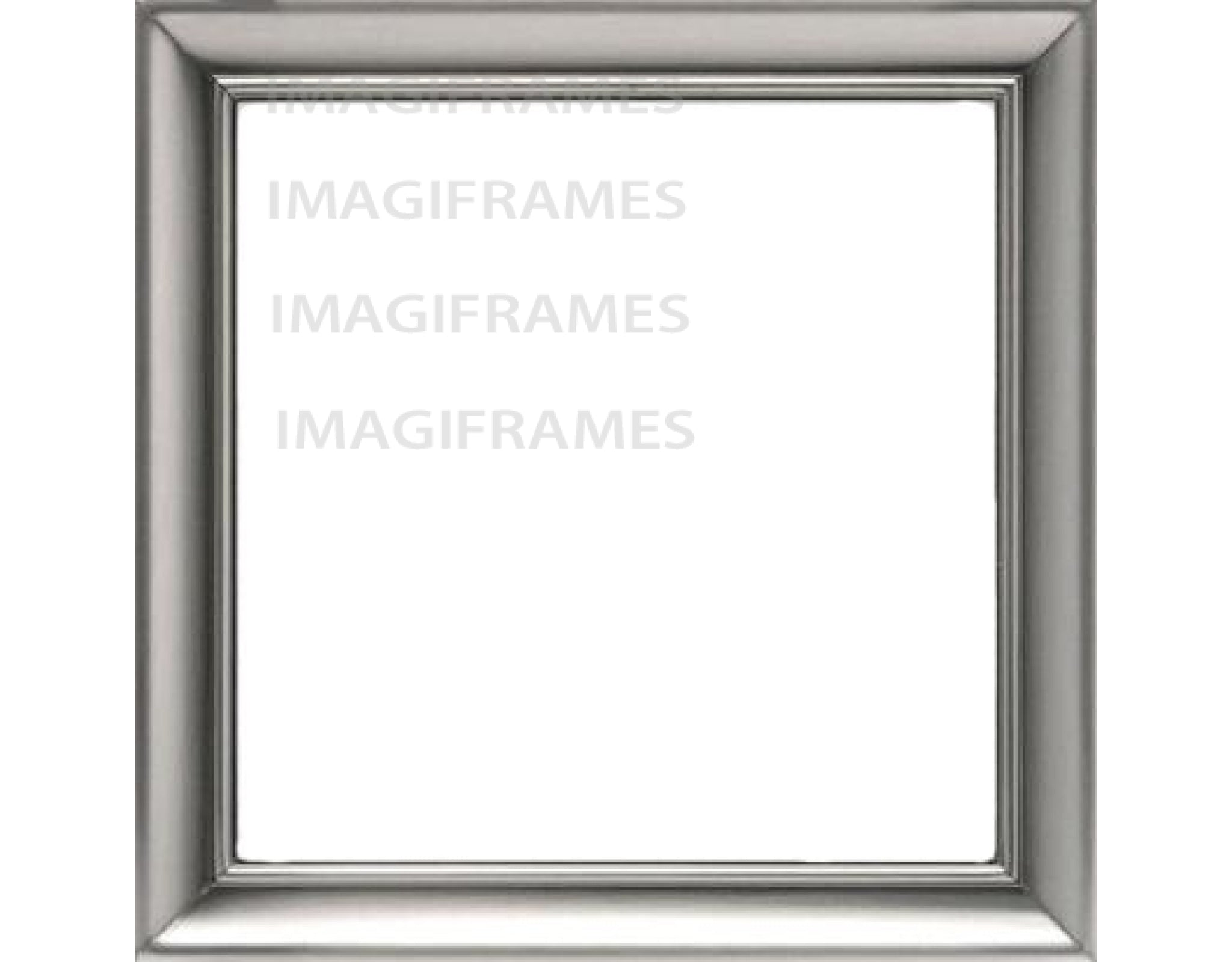 Live Laugh Score Baseball Pewter Frame (5X5)