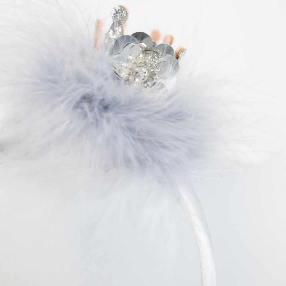 SWAN LAKE HEADBAND ~ Piper