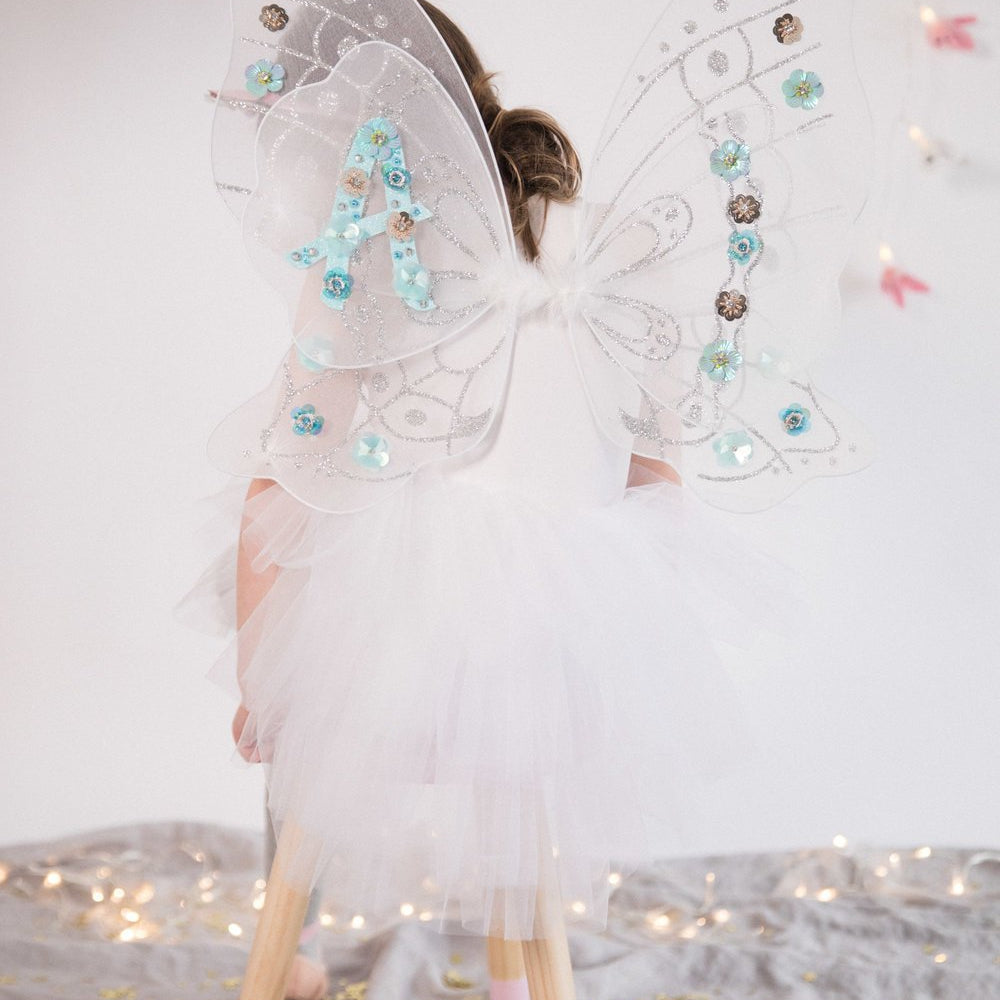 BUTTERFLY FAIRY WINGS ~ Olive