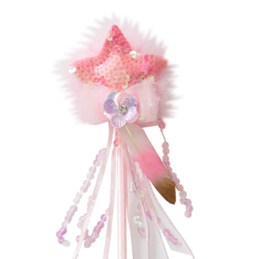 WISH UPON A STAR FAIRY WAND ~ Scarlett