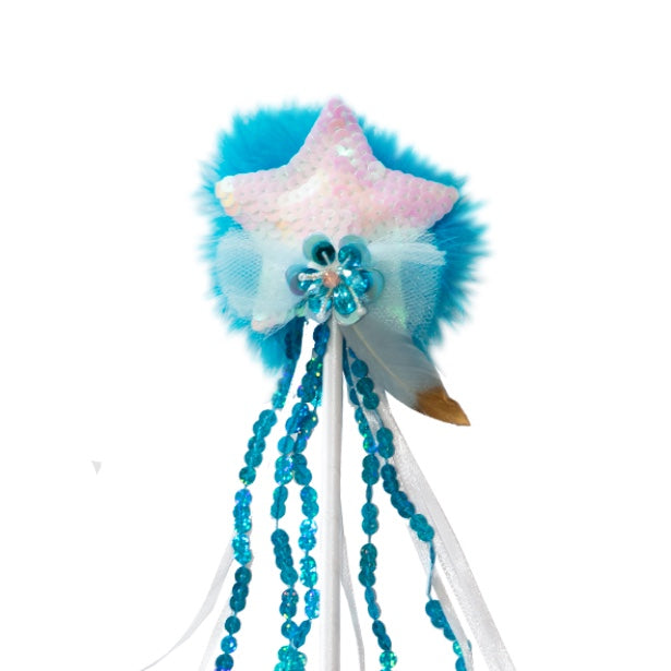 WISH UPON A STAR FAIRY WAND ~ Madison
