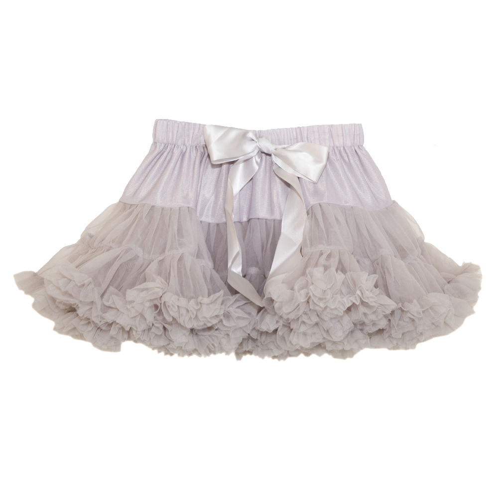 PARIS PETTICOAT TUTU ~ Moonbeam Grey