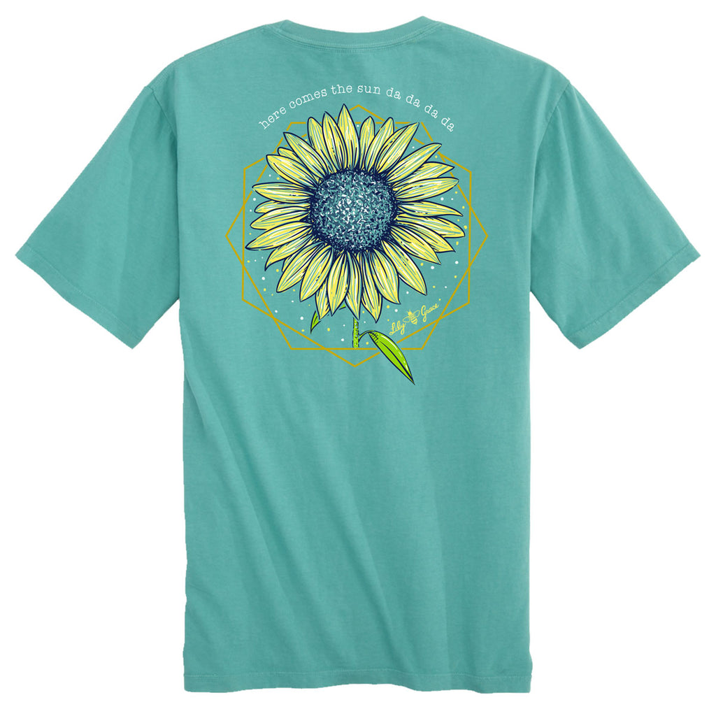 Simple Sunflower - 17723