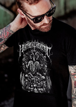 DEMON BAPHOMET UNISEX T-SHIRT