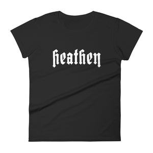 HEATHEN WOMEN'S T-SHIRT