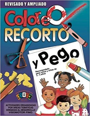 Coloreo, recorto y pego