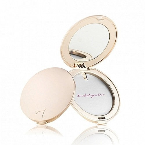 Jane Iredale Gold Empty Refillable Compact