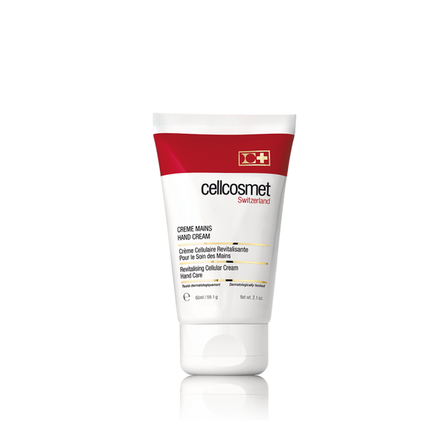 Cellcosmet Hand Cream 15ml - Travel Size Airless Pump - while supplies last