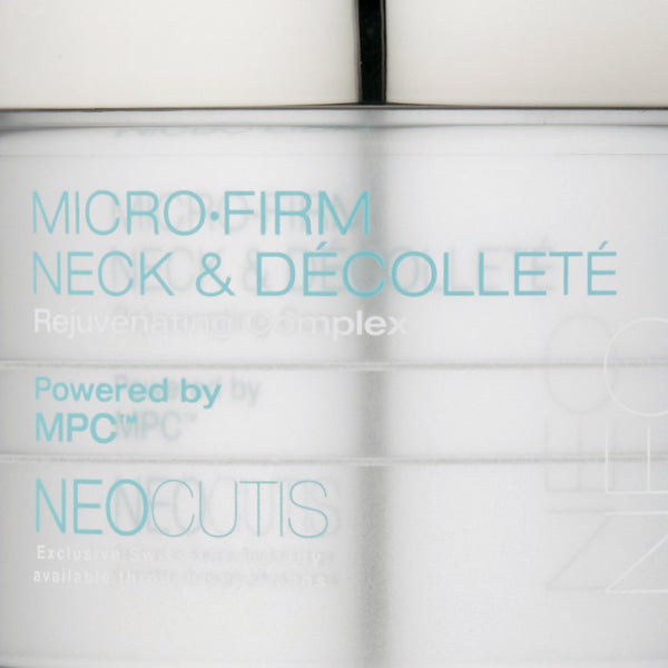 Neo-Cutis Micro-Firm Neck & Decollete Rejuvenating Complex