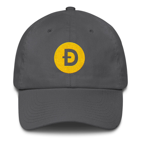 dogecoin dad hat