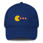 pac-guy bitcoin dad hat