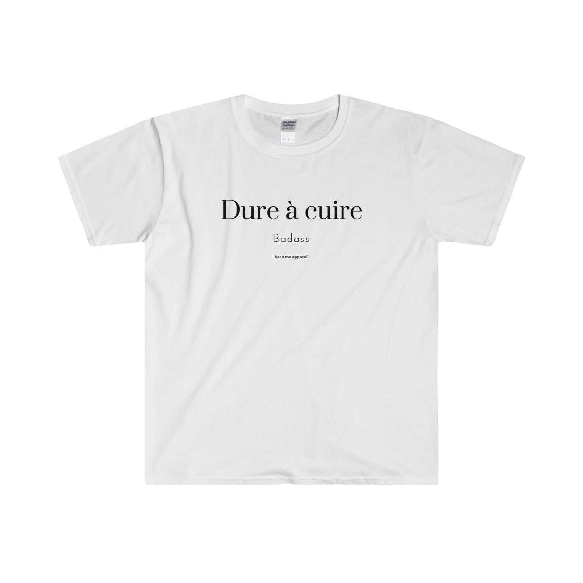 dure à cuire badass t shirt french quote frenchie la france streetweardure à cuire badass t shirt french quote frenchie la france streetwear