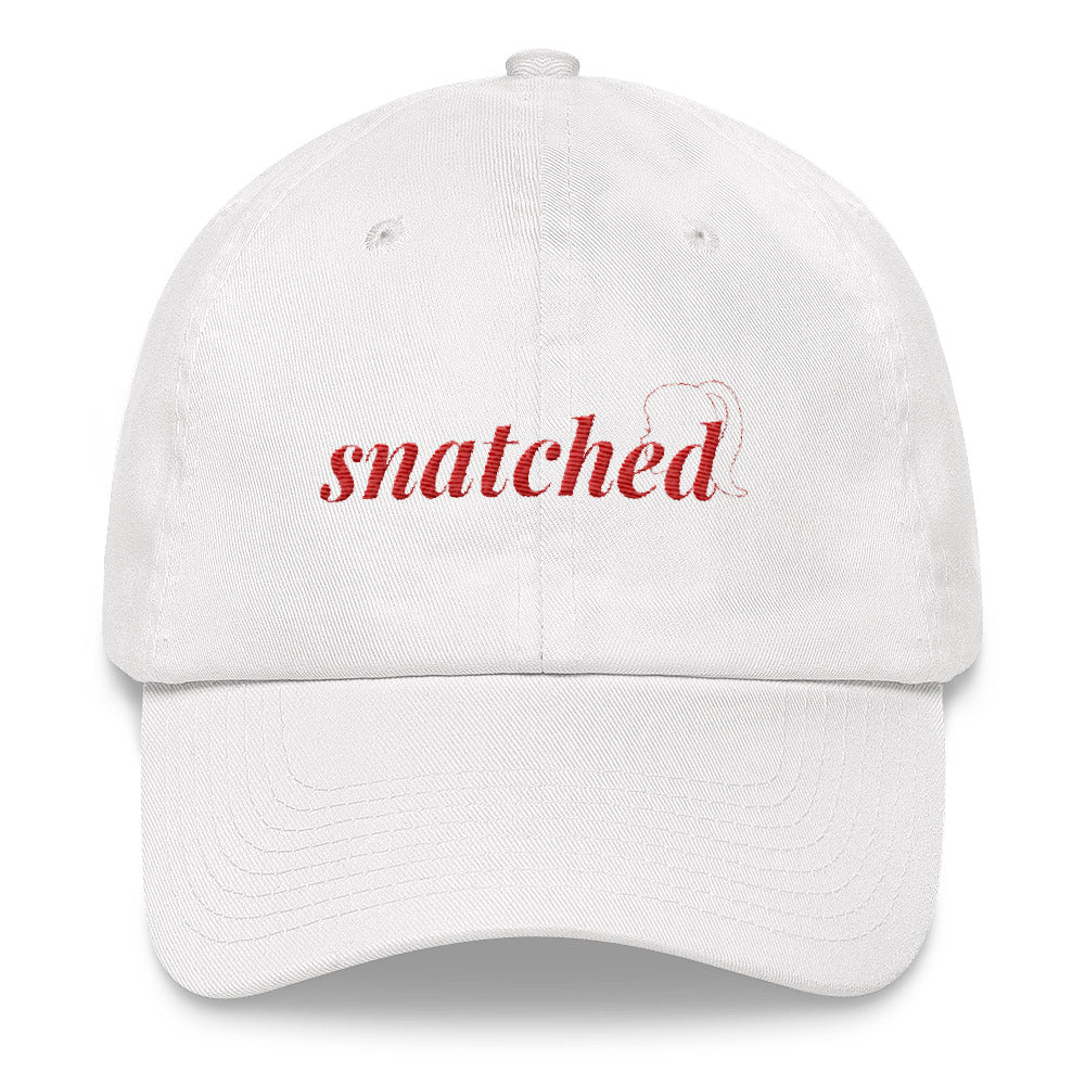snatched self love society dad hat hype designed in paris france