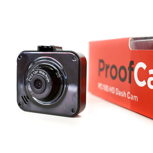 REFURBISHED ProofCam PC 105 Forward Facing HD Dash Cam