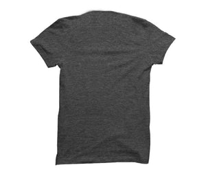 Noble North - Bear Explorer - Charcoal Heather T-Shirt - Back