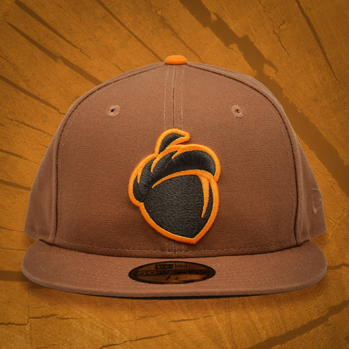 Timber Collection - Acorn New Era 59Fifty - Front
