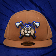 Load image into Gallery viewer, Timber Collection - Beaverjax Double Axes New Era 59Fifty - Front