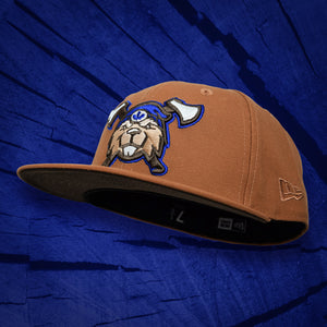 Timber Collection - Beaverjax Double Axes New Era 59Fifty - Undervisor