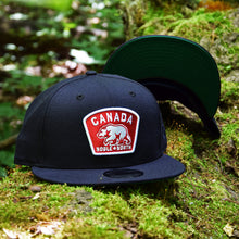 Noble North - Canada Badge - Navy New Era 9Fifty Snapback