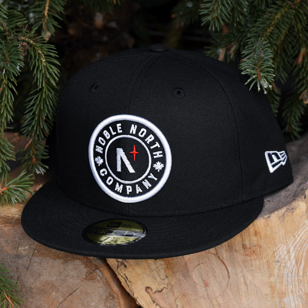 Noble North - Classic Patch - Black New Era 59Fifty