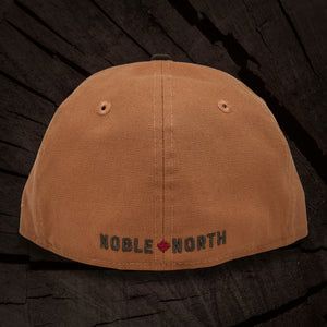 Timber Collection - Classic Patch New Era 59Fifty - Back