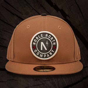 Timber Collection - Classic Patch New Era 59Fifty - Front