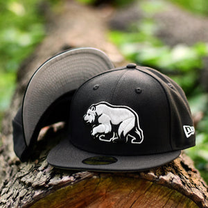 Bear Explorer - Black New Era 59Fifty - Undervisor