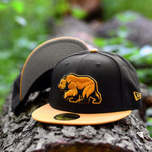 Bear Explorer - Black & Panama Tan New Era 59Fifty - Undervisor