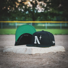 Noble North - North Star - Heritage - Black New Era 59Fifty - Undervisor