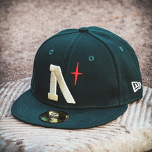 Noble North - North Star - Heritage - Dark Green New Era 59Fifty - Front