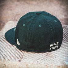 Noble North - North Star - Heritage - Dark Green New Era 59Fifty - Back
